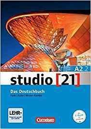 Studio 21 A2/2 - Kursbuch + Arbeitsbuch + Dvd-rom (e-book -a