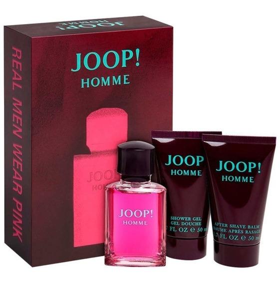 Joop! Homme Masculino - Eau De Toilette 30ml + Gel De Banho