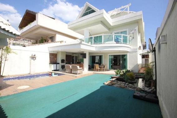 Casa Em Condomínio Para Venda No Recreio Dos Bandeirantes Em - 001122