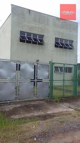 Imagem 1 de 18 de Prédio Comercial À Venda, Cibratel Ii, Itanhaém. - Pr0005