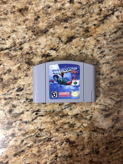 Pilotwings 64 Para Nintendo 64