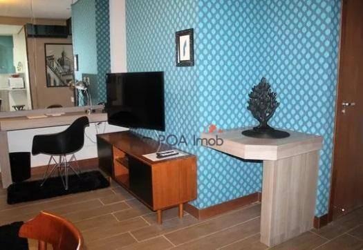 Apartamento Mobiliado E Equipado Moinhos De Vento - Ap1100