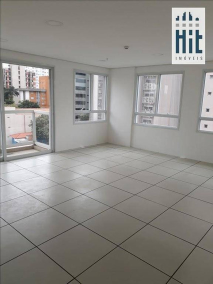 Sala Para Alugar, 37 M² Por R$ 1.670/mês - Vila Mariana - São Paulo/sp - Sa0045