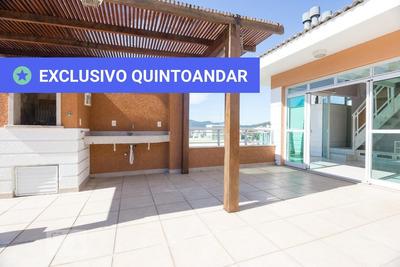 Apartamento No 3º Andar Com 4 Dormitórios E 2 Garagens - Id: 892890481 - 190481
