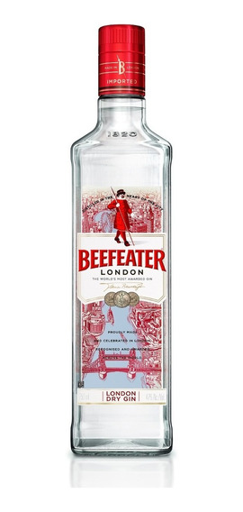 Beefeater Gin London Dry Inglês - 750ml