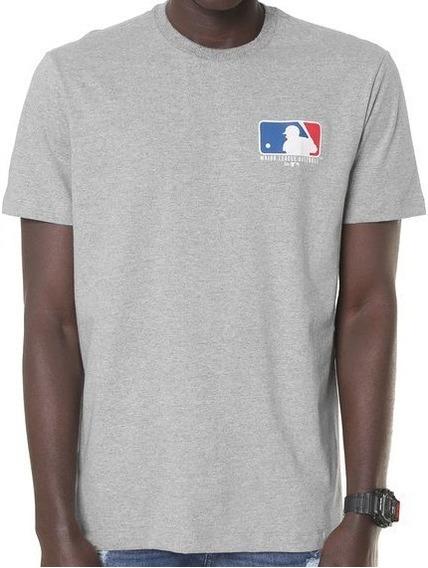Camiseta New Era Logo Mlb