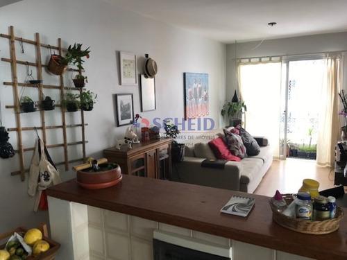 Jardim Marajoara Locação Apartamento 02 Dormitórios Com Closet, Cozinha Americana! - Mr66296