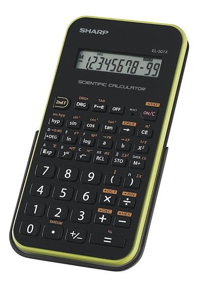 Calculadora Cientifica Sharp Original Con 131 Funciones +10d