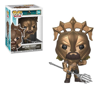 Funko Pop Aquaman Arthur Curry As Gladiator 244