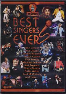 Best Singers Ever Coleccion Michael Jackson Videos Dvd