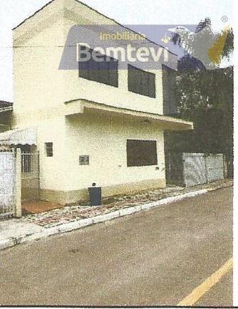 Sobrado Residencial À Venda, Fundo Canoas, Rio Do Sul. - So0090
