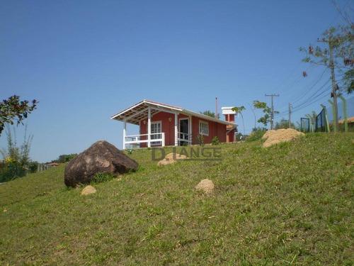 Excelente Terreno Para Venda No Condomínio Colinas Do Ermitage - Te4305