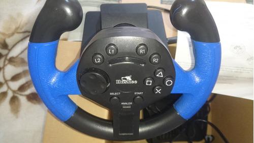 Control Volante Play 2 Y 1  Huskee Ps2 Ps1