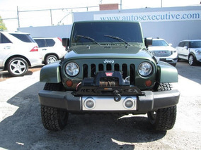 2008 Jeep Unlimited Sahara 4x4