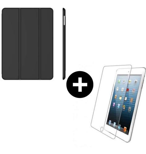 iPad 6 Generacion Estuche Smartcase Apple Magnético + Vidrio