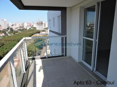 Apartamento Residencial Em Campinas - Sp, Taquaral - Ap00494