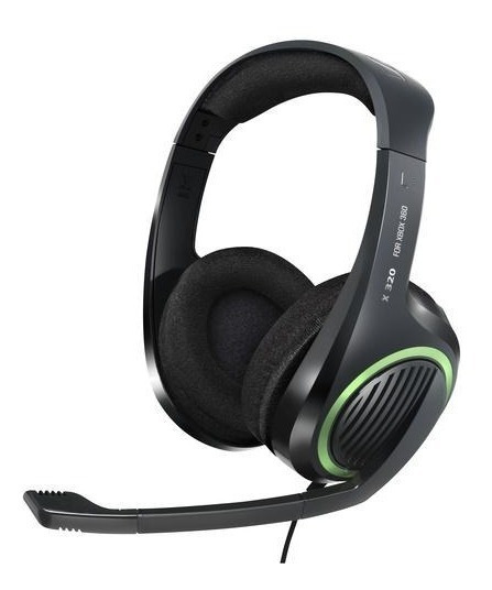 Headset Com Microfone, Cancelador De Ruido Para Xbox 360
