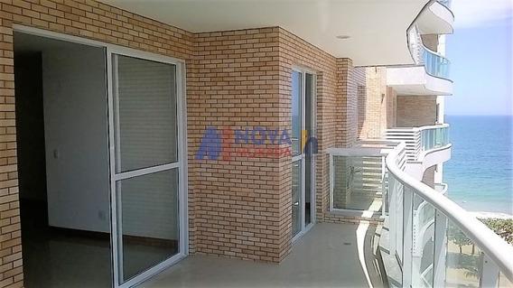 Apartamento Com 3 Quartos Para Comprar No Praia De Itaparica Em Vila Velha/es - 1448