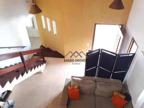 Casa À Venda, 250 M² Por R$ 957.900,00 - Terras De Gênova - Jundiaí/sp - Ca0870