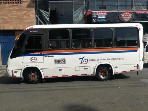 Buseta Chevrolet 2010