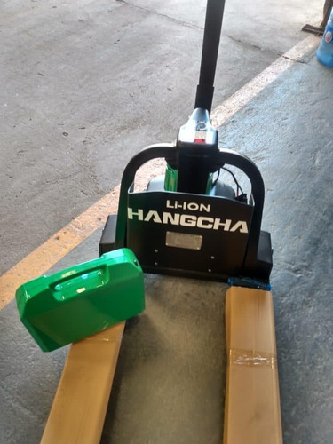 Transpaleta Electrica -litio Hangcha