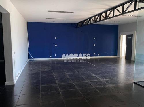 Sala Para Alugar, 498 M² Por R$ 9.000,00/mês - Parque Jardim Europa - Bauru/sp - Sa0122