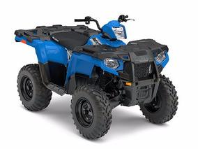 Polaris 450ho 500cc Mas Que Honda Trx Rincon Rancher Foreman