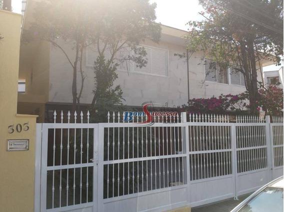 Casa Assobradada Residencial À Venda, Freguesia Do Ó, São Paulo. - Ca0519