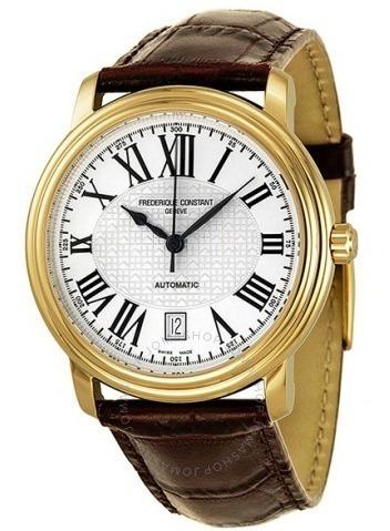 Relógio Frederique Constant Persuasion Automático Dourado