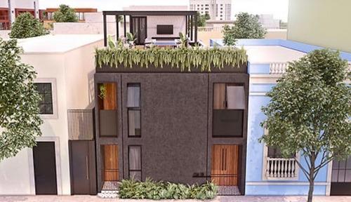 Imagen 1 de 6 de Venta Departamentos Con Roof Garden Común Apa_1863 Yi