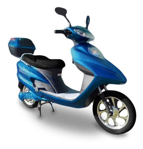 Moto Eléctrica Dinamoto Mod Jaguareté. 0km. Envíos A Todo Uy