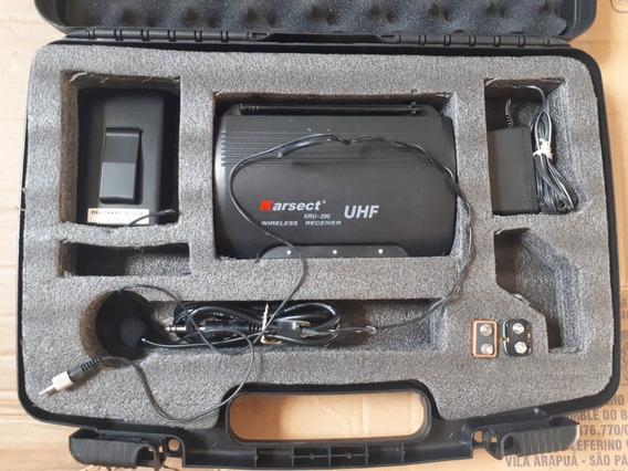 Microfone Karsect Kru-200 Headset