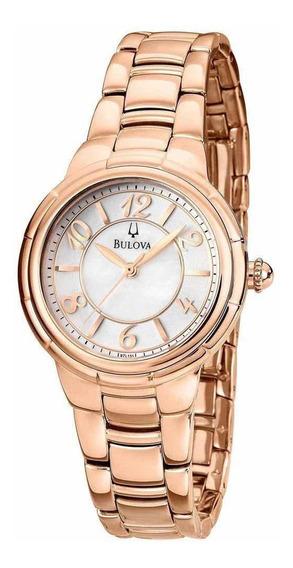 Relógio Bulova Feminino Rose