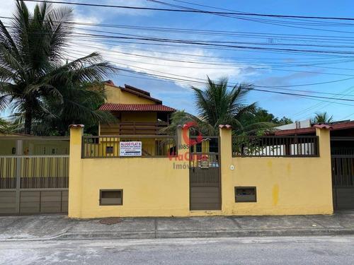 Pousada Com 8 Dormitórios, 354 M² - Venda Por R$ 1.350.000,00 Ou Aluguel Por R$ 6.300,00/mês - Costazul - Rio Das Ostras/rj - Po0008