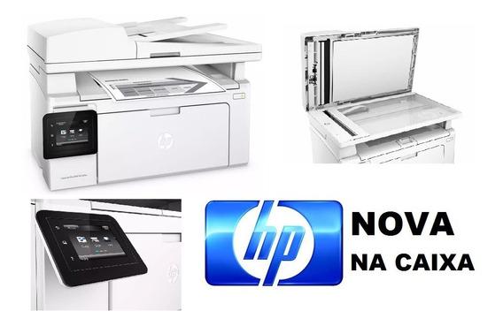 Multifuncional Laser Mono Hp Pro M132fw Rede/fax/wifi 123fw