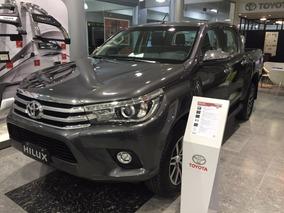 Toyota Hilux Srx 4x2 Automatica L/2018 Contado Unico