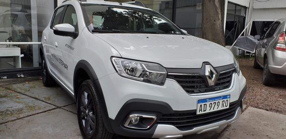 Renault Sandero Stepway Aut Cvt 2019 0 Km (gm)