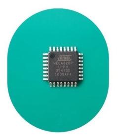 Mega328p Au Microcontrolador Atmel Atmega328 P # 2 Unidades)