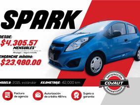 Chevrolet Spark 1.2 Lt L4 Man 2015 Credito!! Auto A Cuenta
