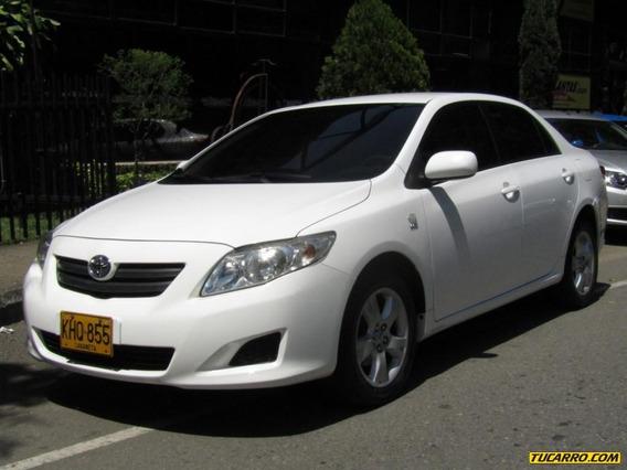 Toyota Corolla Xei 1800 Cc At