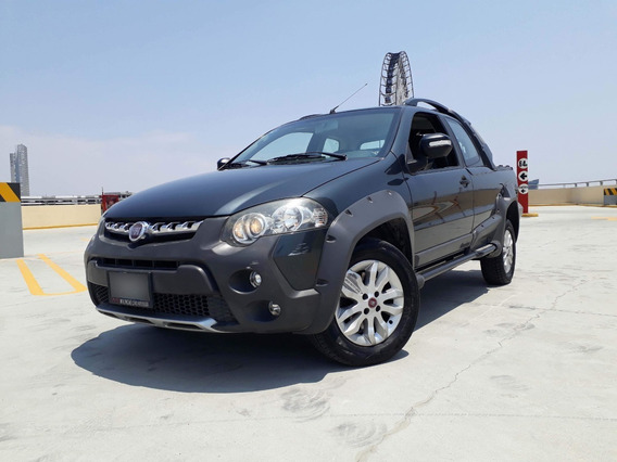 Fiat Strada Adventure 2013 Doble Cabina