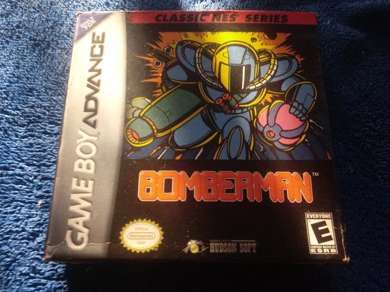 Bomberman Classic Nes Series Original Gba Game Boy