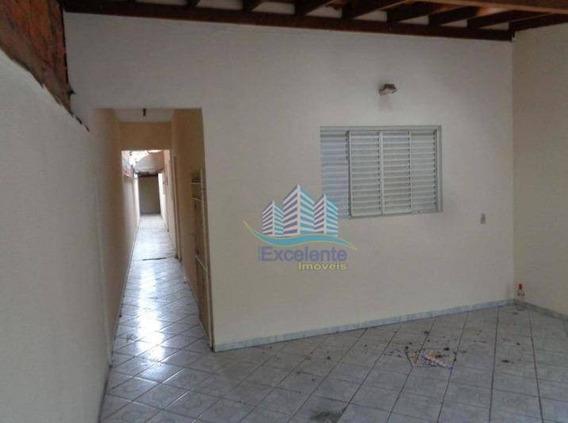 Casa Com 2 Dormitórios Para Alugar, 80 M² Por R$ 1.000,00/mês - Jardim Villagio Ghiraldelli - Hortolândia/sp - Ca0652