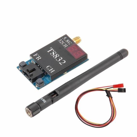 Yaviten Ts832 32ch 600mw 3.5km Wireless 5.8g Av Transmitter