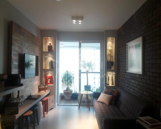 Apartamento A Venda No Bosque Em Campinas - Imobiliária Em Campinas - Ap03406 - 34853909
