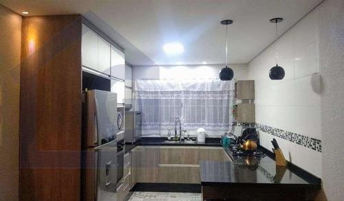 Imagem 1 de 15 de Casa Sobrado Para Venda, 2 Dormitório(s), 120.0m² - 5266