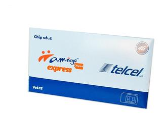 Chip Telcel Express Lada Sonora Y Sinaloa
