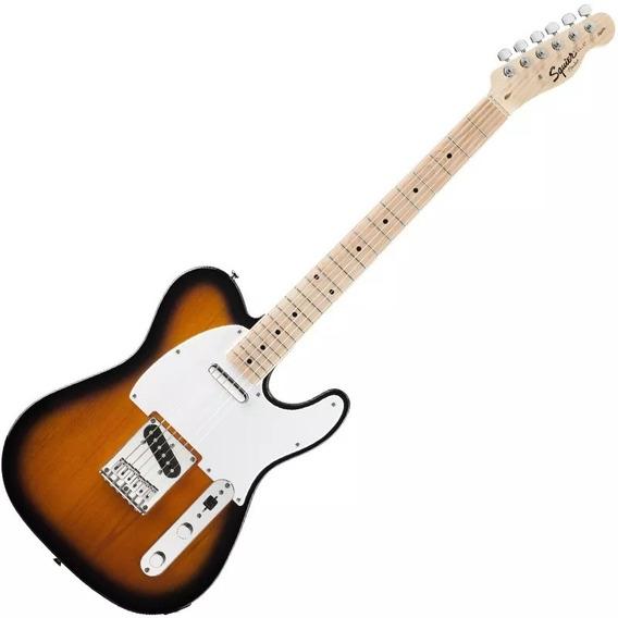 Guitarra Telecaster Fender Squier Affinity Mn Sunburst Tele