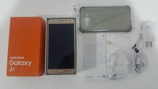 Samsung Galaxy J7 Lte Duos 16gb Wifi Liberado Como Nuevo