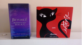 Combo De Perfumes, Berenice,boticario,beyonce, Shakira,cats